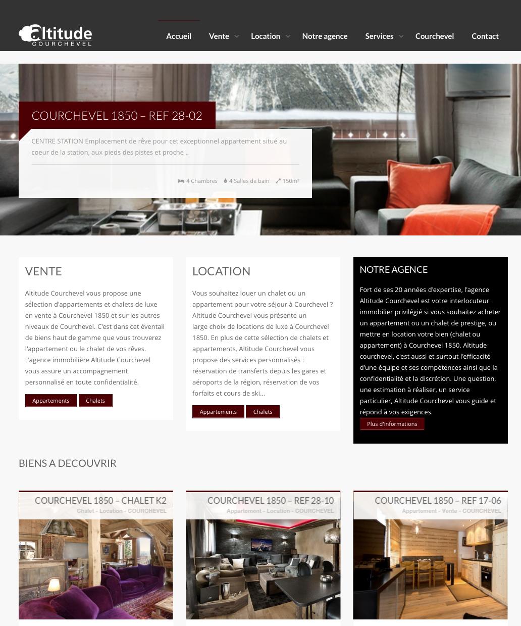 旅游网站翻译服务 房地产代理公司 山间小木屋和公寓管理 租赁 销售