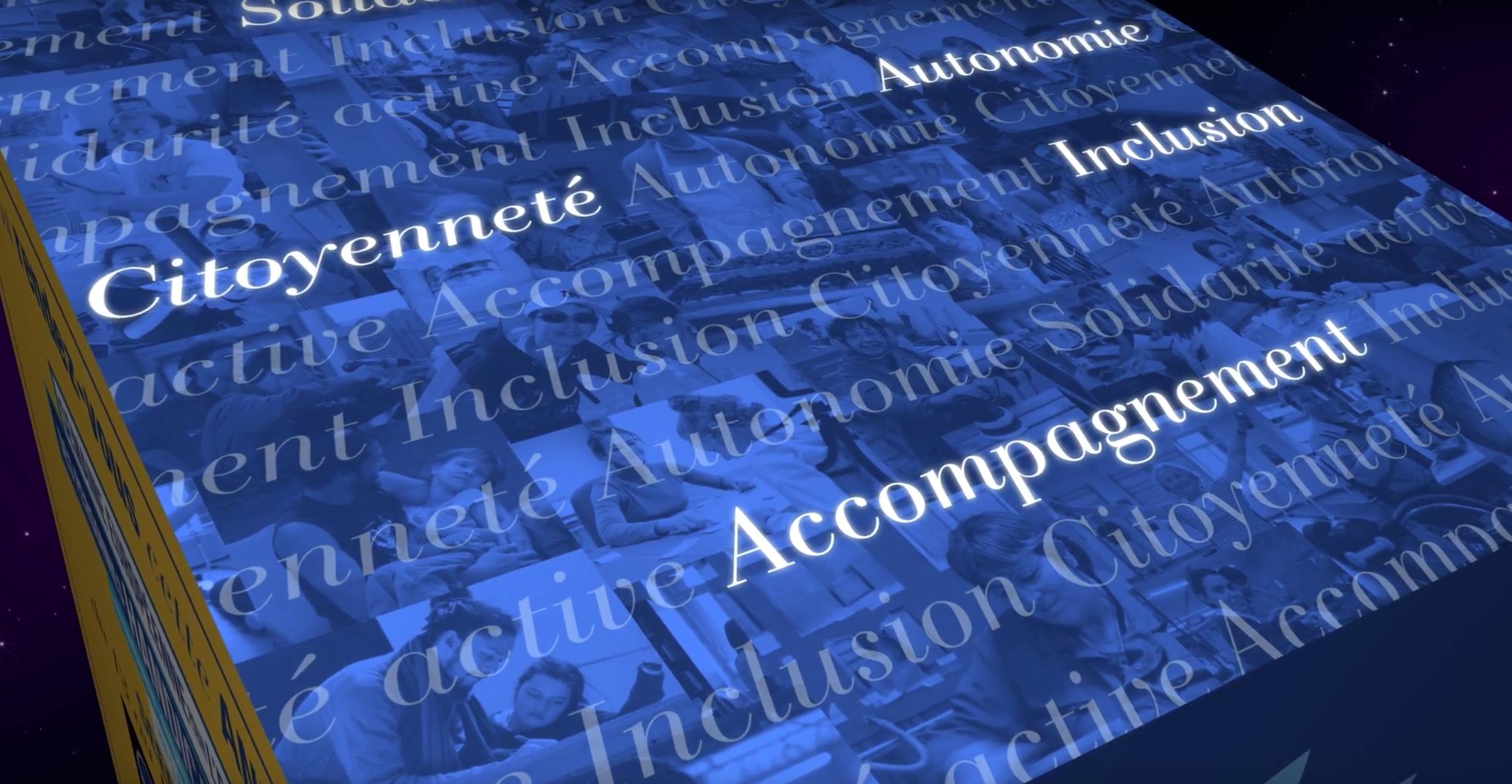 辅导残疾人就业和融入社会ADAPT