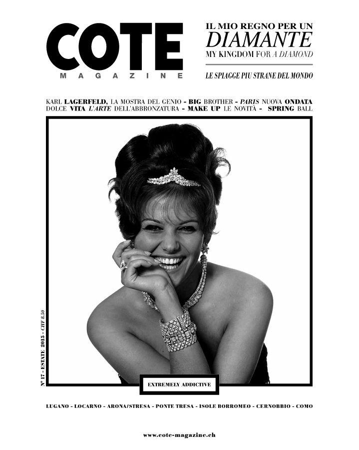《Cote Lugano》杂志翻译