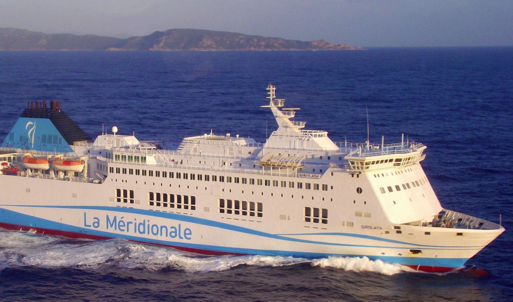 将La Méridionale运输公司网站翻译成3种语言(意大利语、英语、西班牙语)