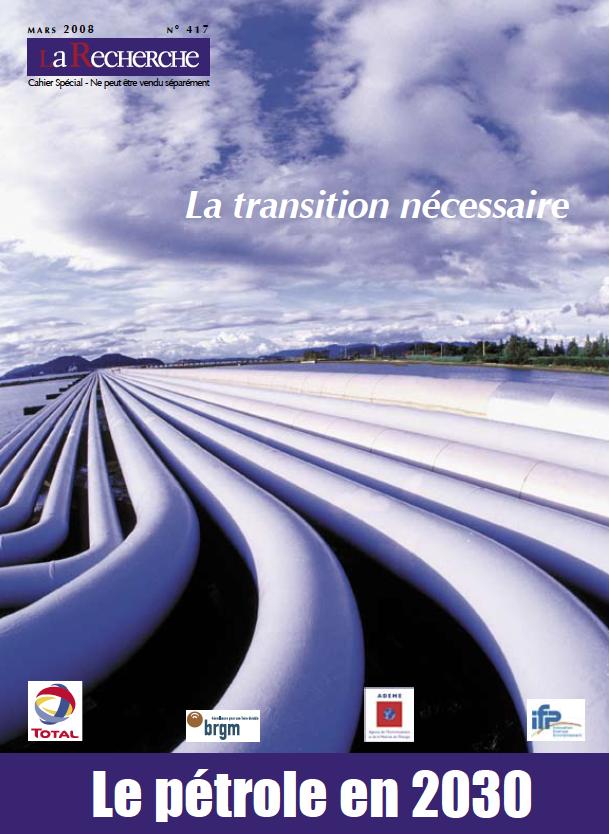 将《LA RECHERCHE》科学期刊所出版的2本新法文期刊翻译成英文