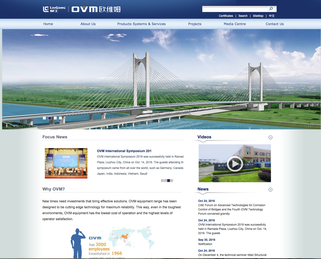 OVM international翻译校对