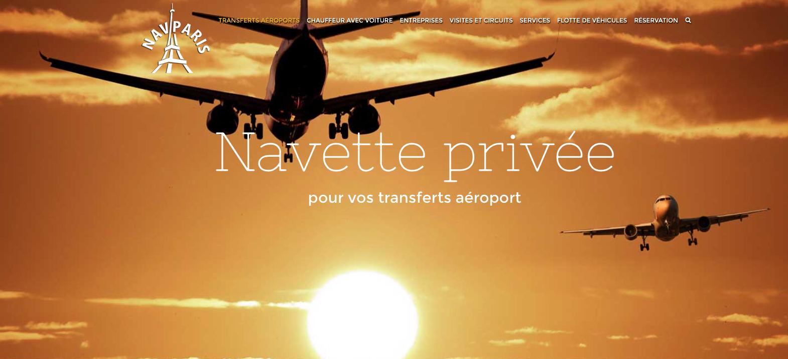 Navparis租车公司 Atenao翻译公司 法语网站翻译为英语