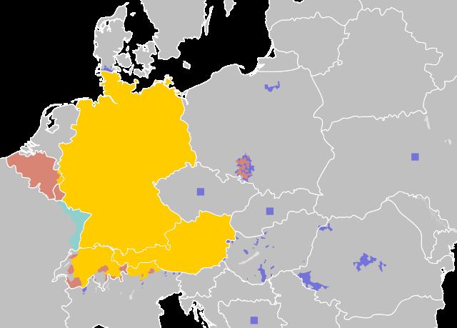 德语作为目标翻译语言