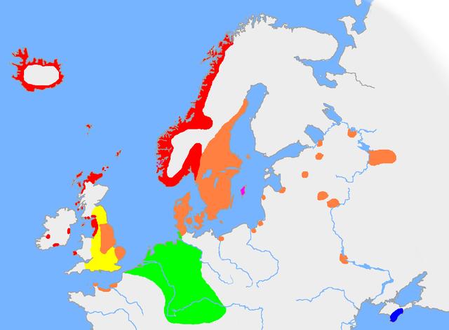 丹麦语作为翻译目标语
